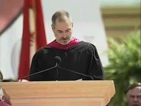 「賈伯斯2005史丹佛畢業演講」- Steve Jobs' 2005 Stanford Commencement Address