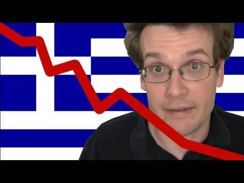 「簡述希臘國債危機」- The Greek Debt Crisis Explained in Four Minutes