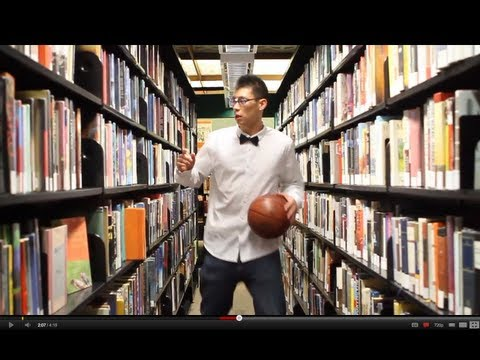 「林書豪教你怎麼進哈佛(kuso)」- Jeremy Lin's How to Get into Harvard