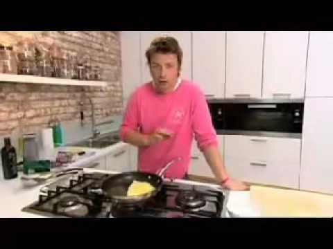 「Jamie Oliver教你做完美的歐姆雷特」- Jamie Oliver Makes The Perfect Omelette