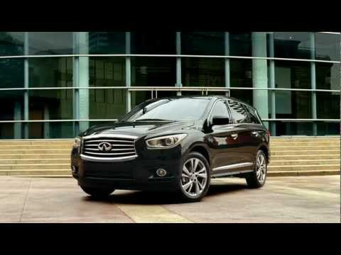 「INFINITI JX七人座豪華休旅車」- INFINITI JX: We Choose