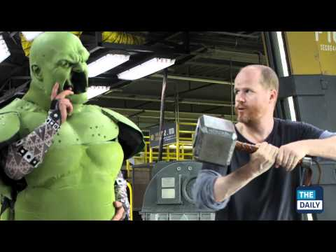 「浩克了不起的特效:復仇者聯盟」- Hulk's Smashing Special Effects: The Avengers