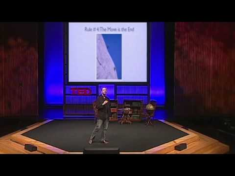 TED勵志影片:攀岩中的九個人生哲理