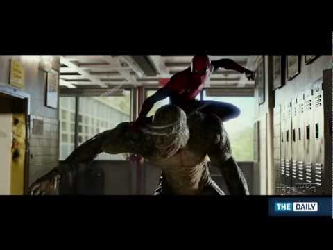 「蜘蛛人之電腦特效神聖戰役」- Spiderman's Computer-Generated Battle Royale