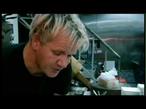 「Gordon Ramsay之鯊魚保育」- Gordon Ramsay eats Shark Fin Soup for the first time!