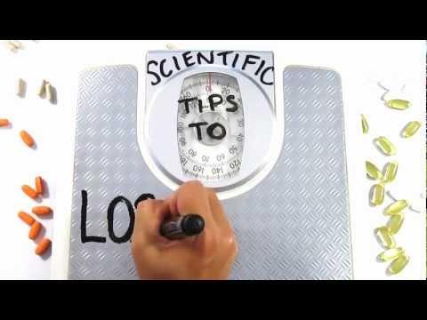 「科學減肥小技巧」- Scientific Weight Loss Tips