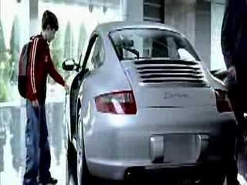 「保時捷廣告」- Porsche Commercial