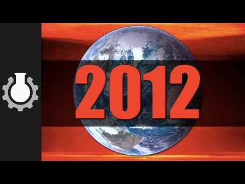「2012&世界末日」- 2012 & The End Of The World