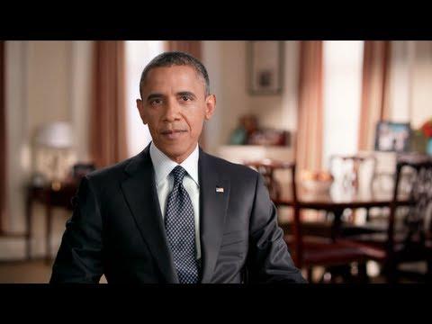 「歐巴馬的餐桌政見發表廣告」- Table: Obama for America TV Ad