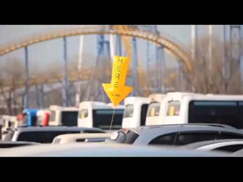 「停車好幫手:節能氣球」- HERE balloon