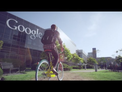 「Google實習生」- Google Intern