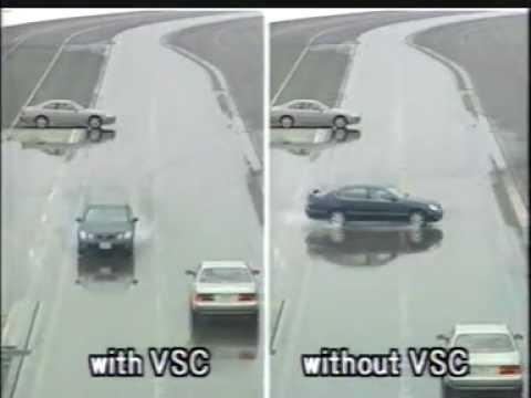 「行車安全的守護者:認識ABS、TRC及VSC」- ABS, TRC, VSC