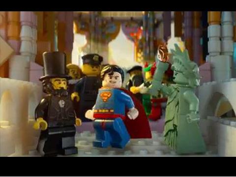 「《樂高玩電影》預告片」- The LEGO Movie Official Main Trailer
