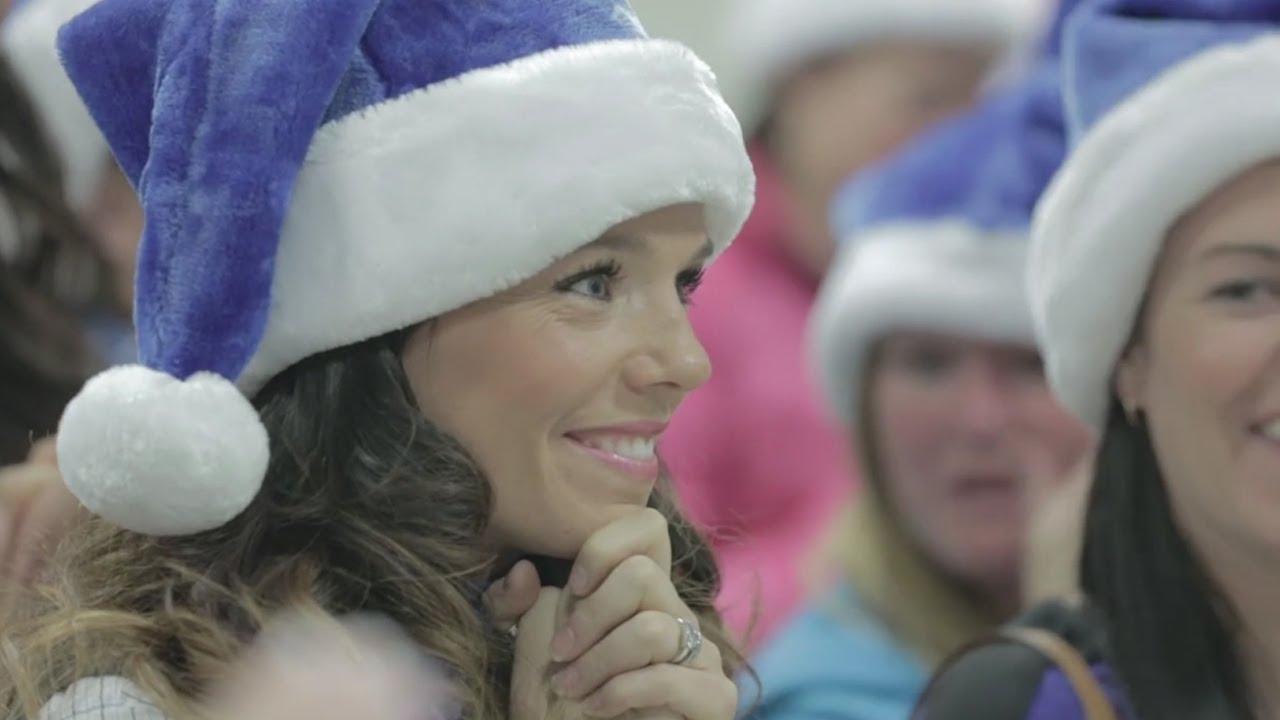 「從天而降的聖誕禮物」- WestJet Christmas Miracle