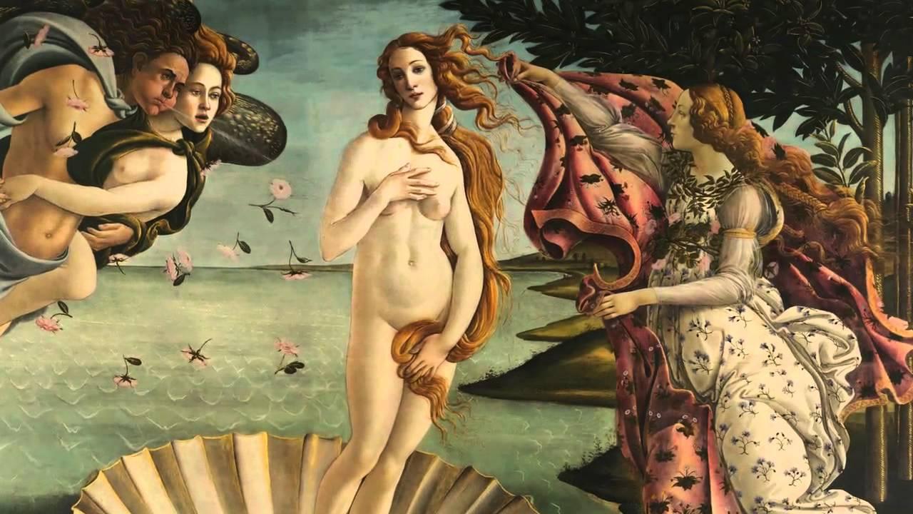「波提切利:〈維納斯的誕生〉」- Botticelli, The Birth of Venus