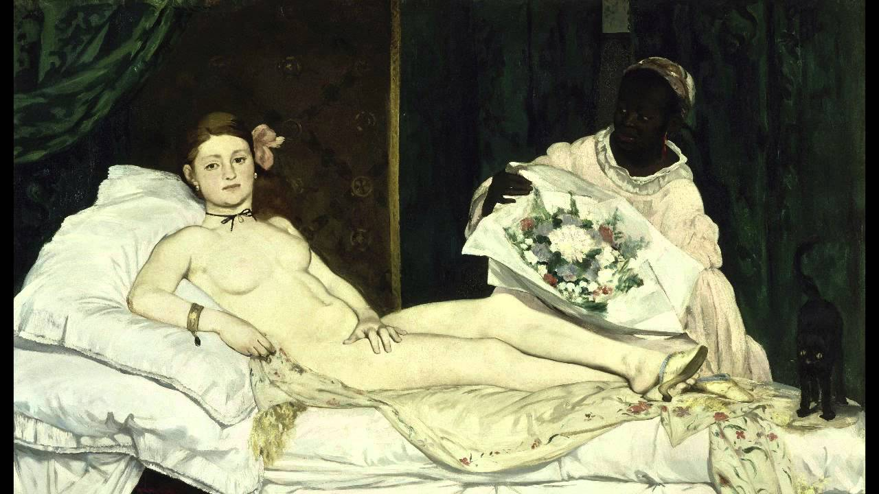 「馬奈:〈奧林匹亞〉」- Manet, Olympia, 1863 (exhibited 1865)