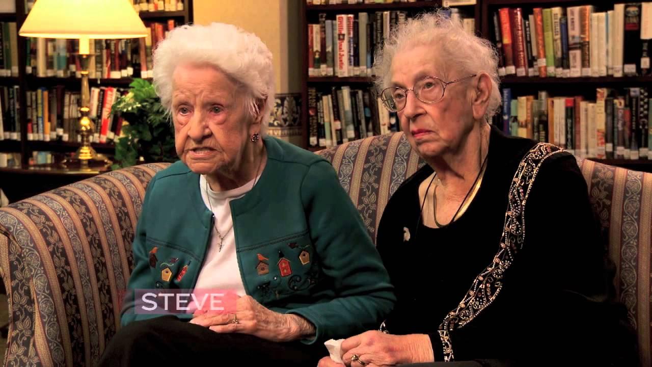 「百歲姊妹淘談流行」- 100 Year Old BFFs
