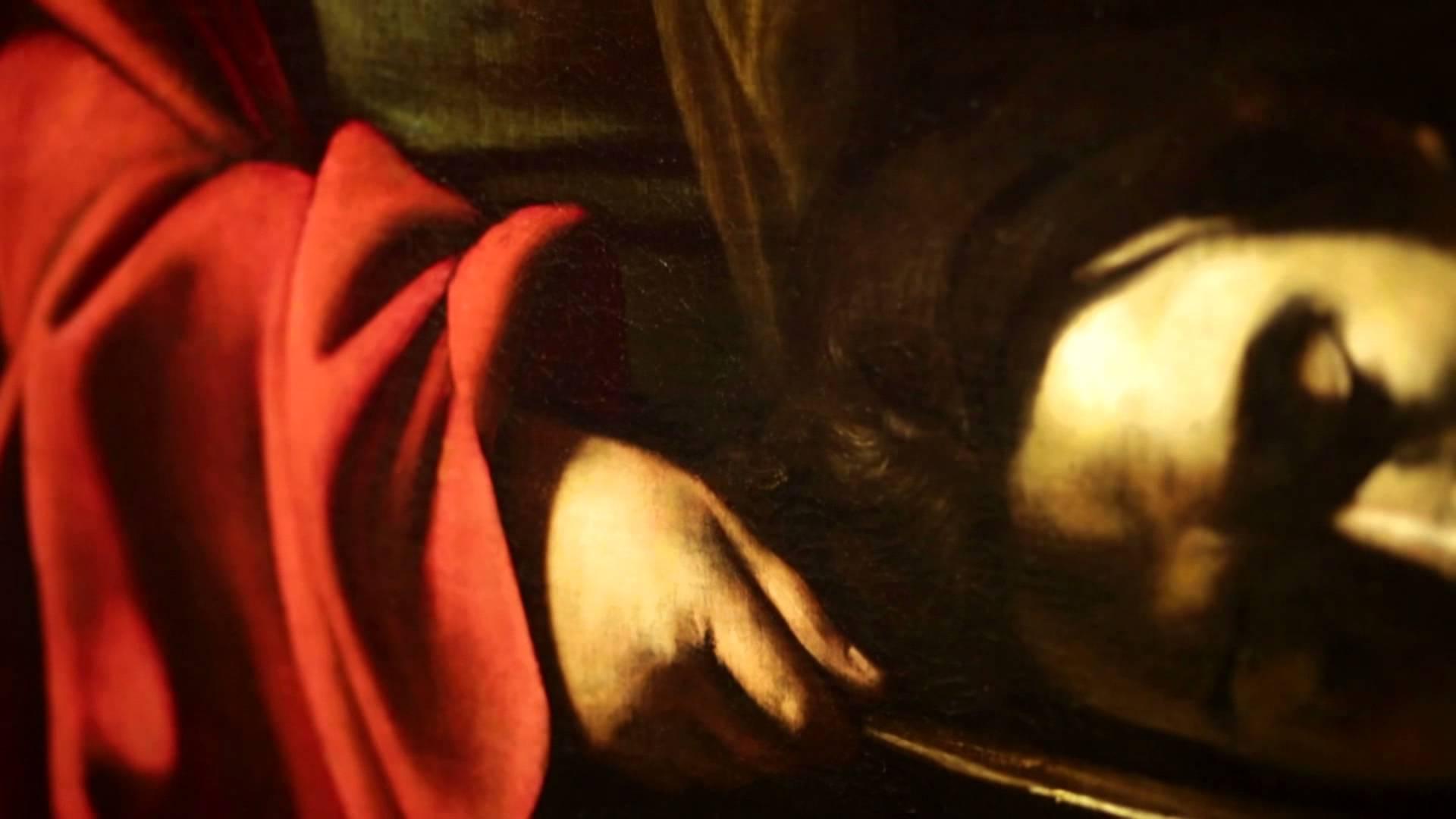 「卡拉瓦喬:〈莎樂美接收施洗者約翰的頭〉」- Caravaggio: Salome receives the Head of Saint John the Baptist