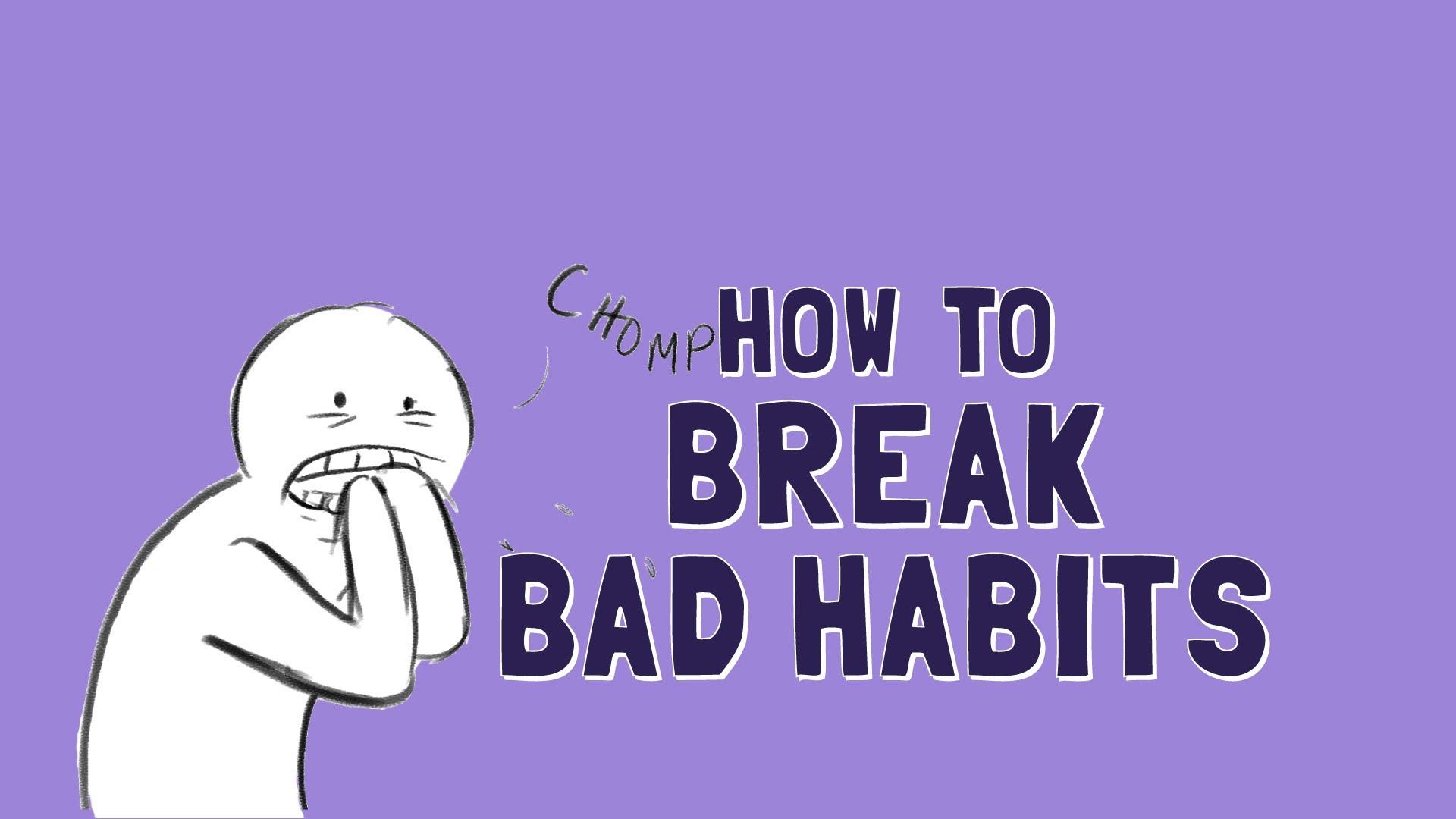 【實用英文】四步驟戒掉壞習慣