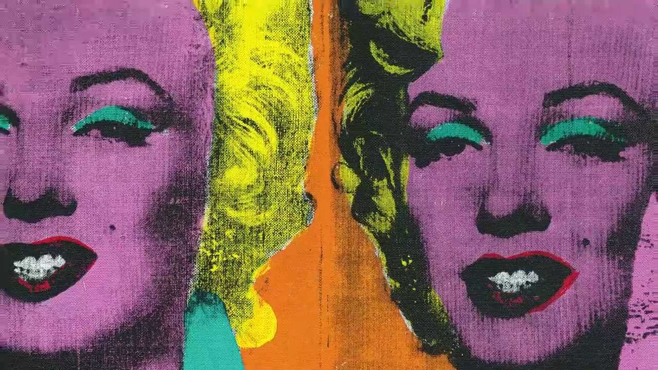 「安迪沃荷:〈四個瑪麗蓮〉」- Andy Warhol: Four Marilyns