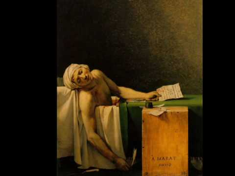「大衛:〈馬拉之死〉」- Art History in a Hurry: Death of Marat