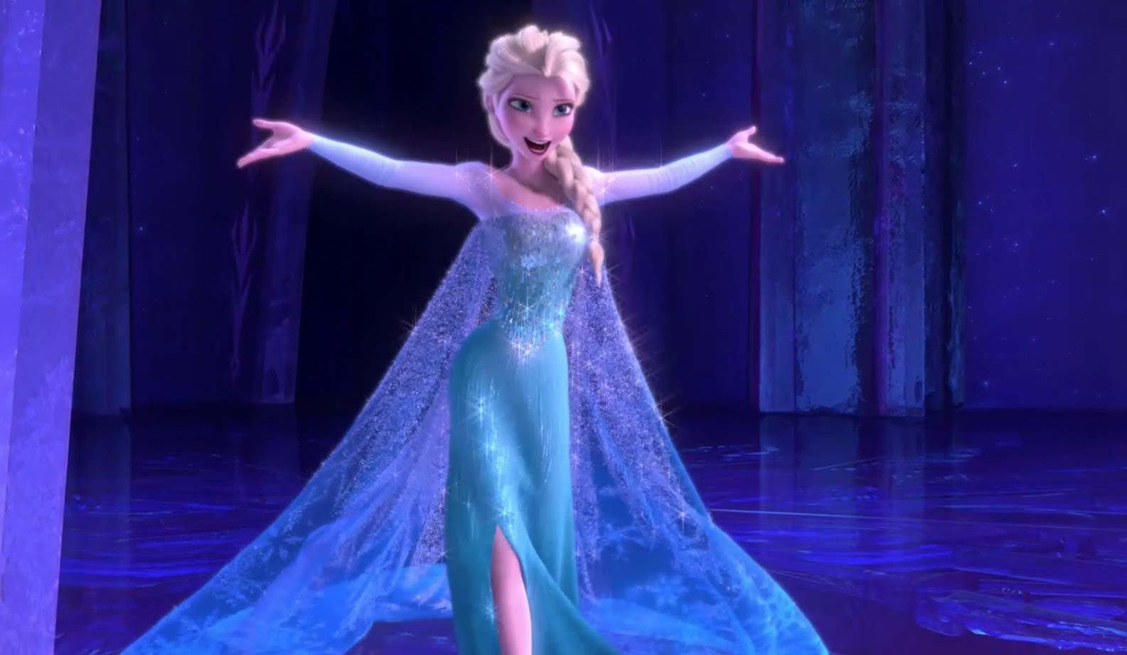 「奧斯卡最佳原創歌曲:Let It Go」- Let It Go from Disney's FROZEN by Idina Menzel