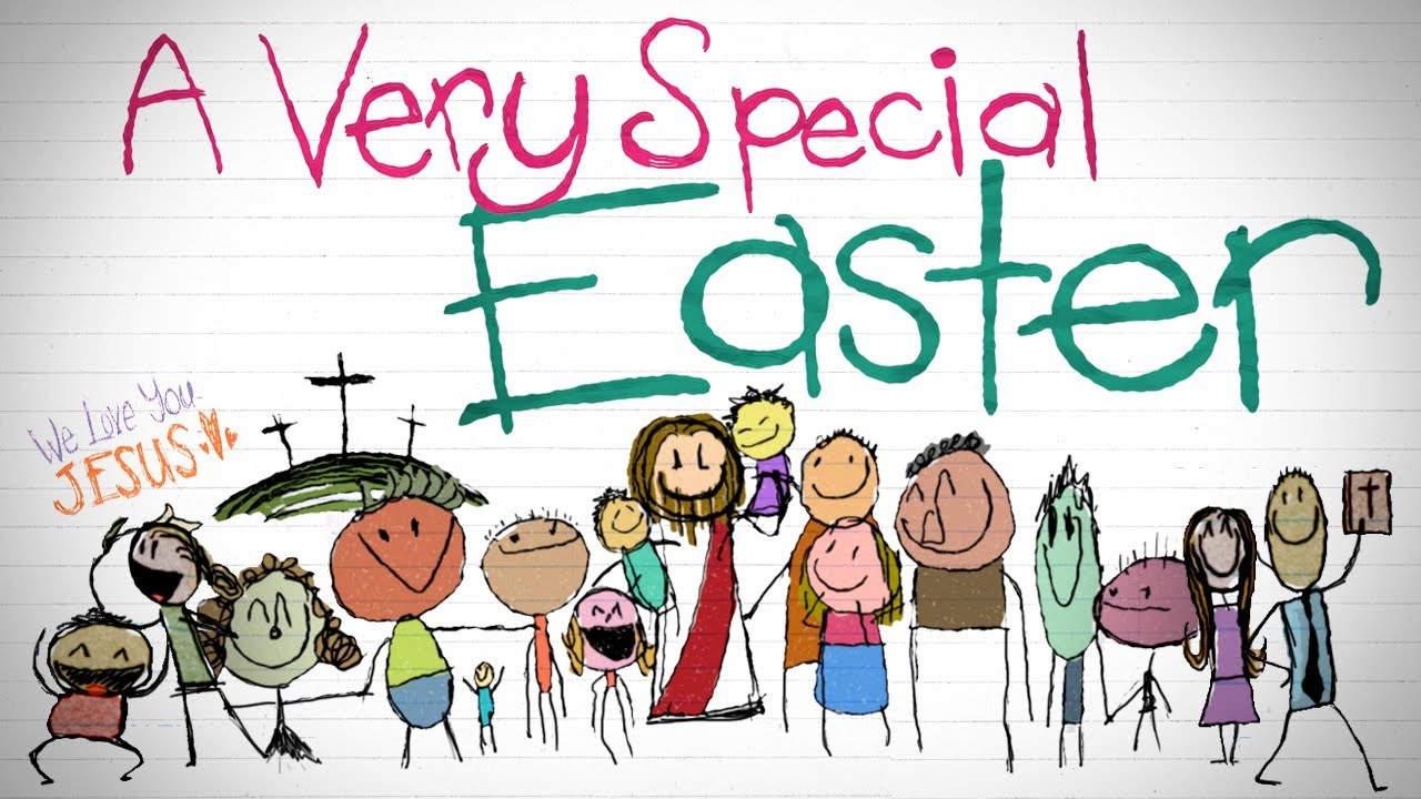 「復活節是什麼?」- A Very Special Easter