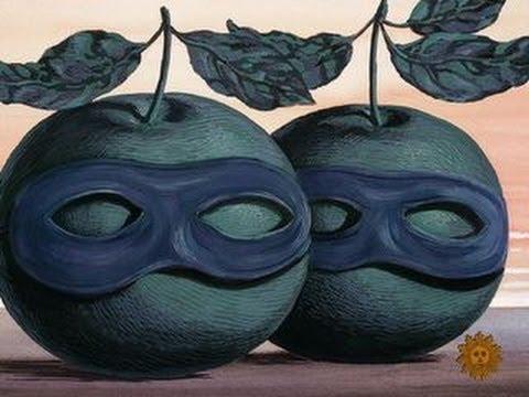 超現實主義畫家:雷內˙馬格利特