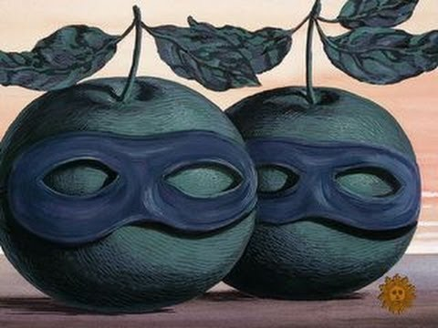 「超現實主義畫家:雷內˙馬格利特」- Surrealist Rene Francois Magritte