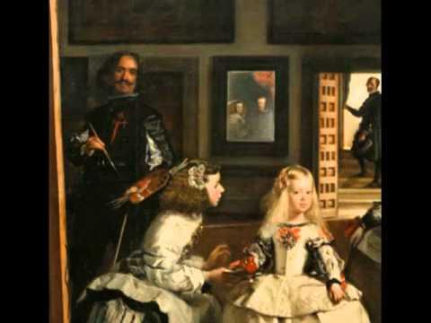 「委拉斯奎茲:〈宮女〉」- Velázquez, Las Meninas, c. 1656