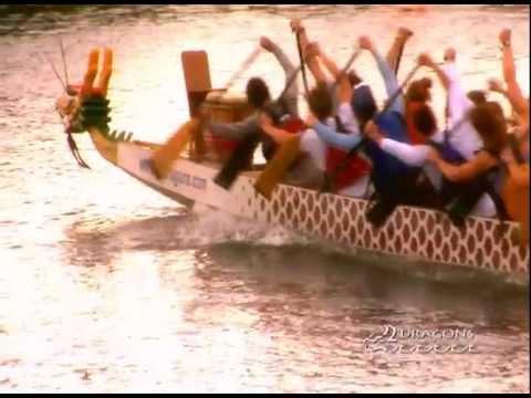 「老外也瘋划龍舟?!」- Dragon Boat Festival