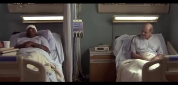 隔壁床的病人