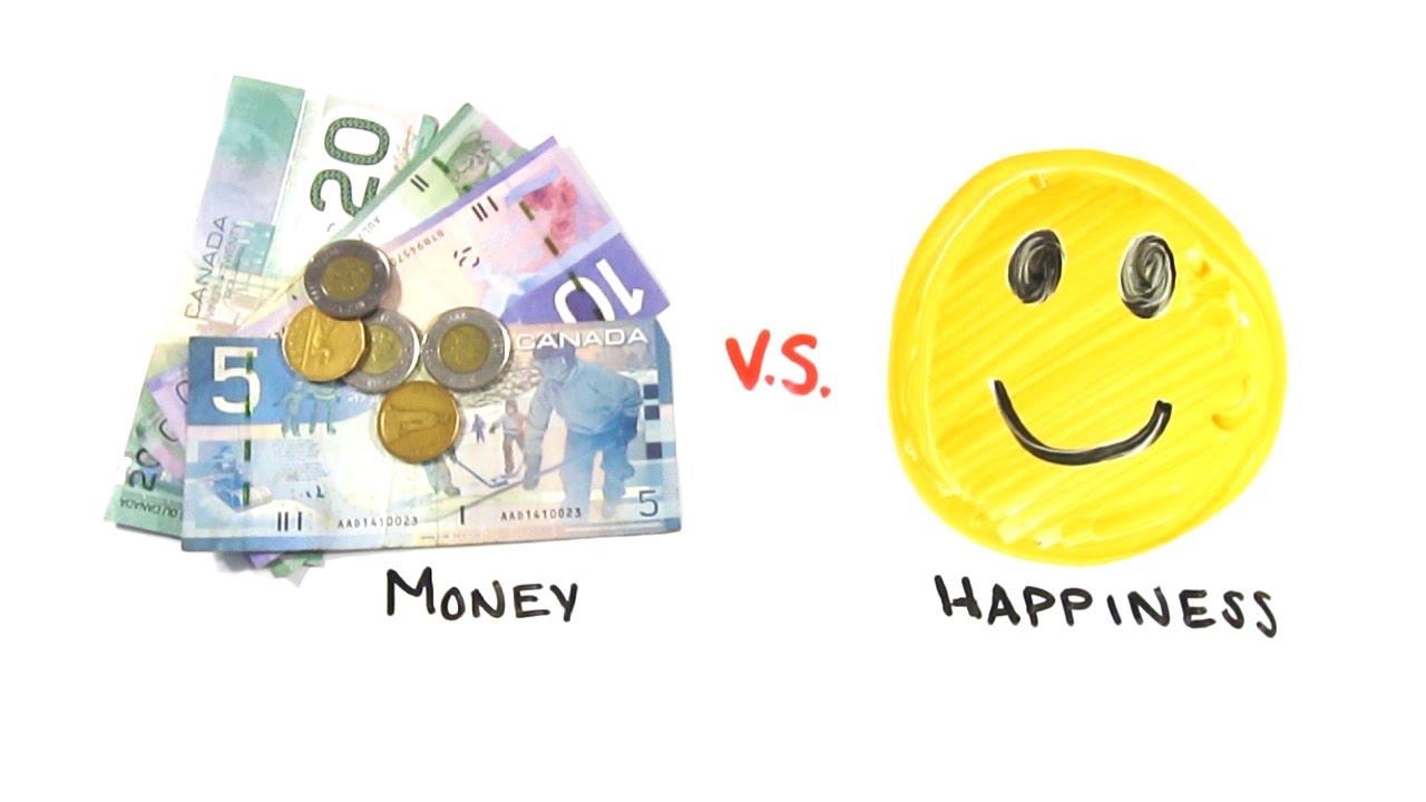 【生活英文】金錢能買到幸福嗎?