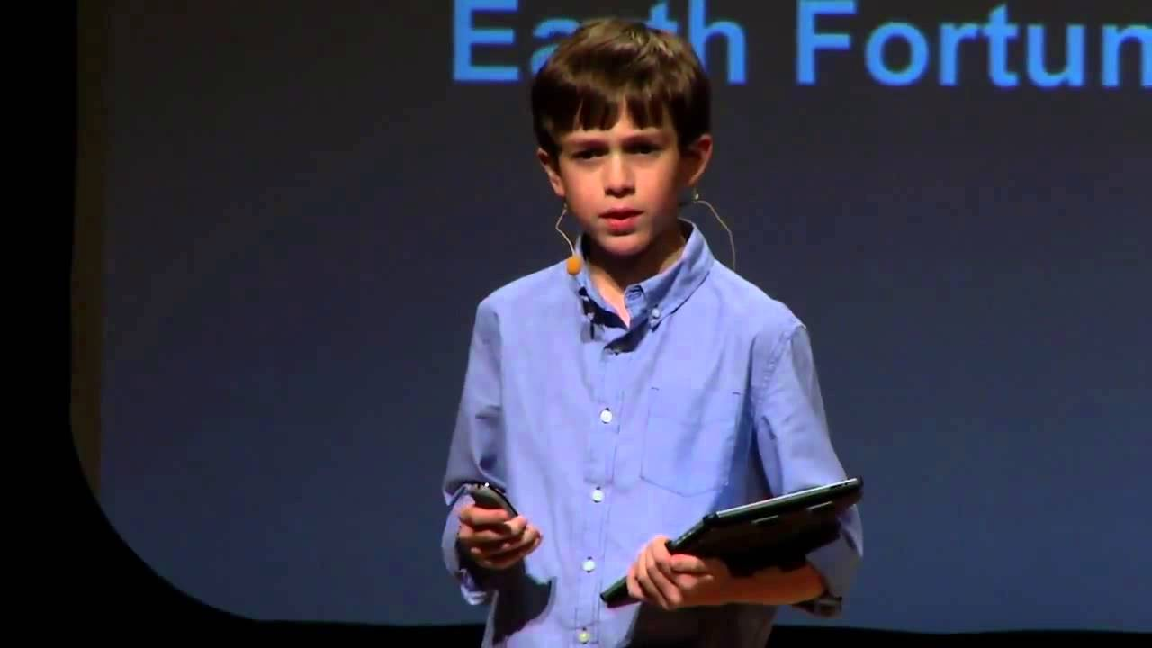 「他十二歲,他親手設計、行銷APP」- Thomas Suarez: A twelve-year-old app developer