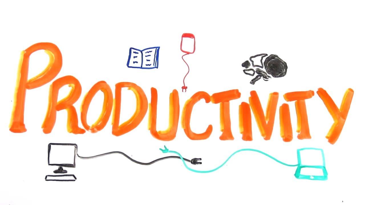 用對方式 搶救你的生產力!