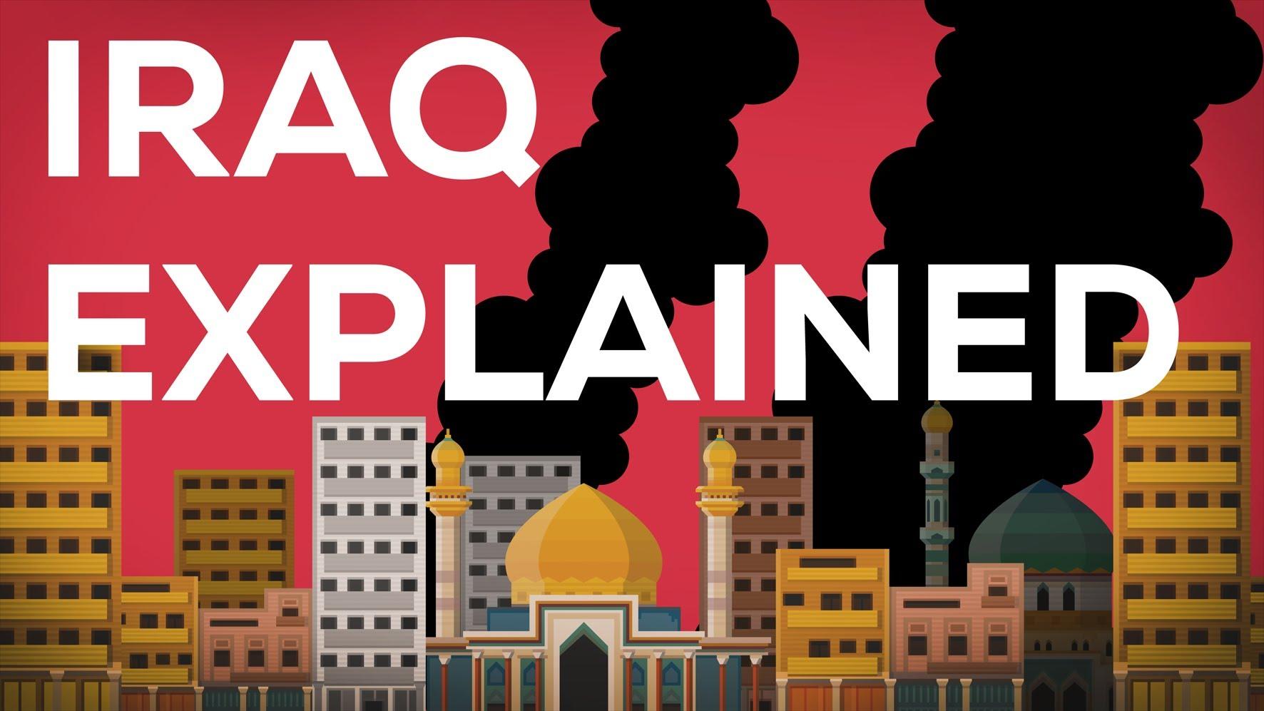 「伊拉克危機簡史:ISIS、敘利亞、與戰爭」- Iraq Explained: ISIS, Syria and War