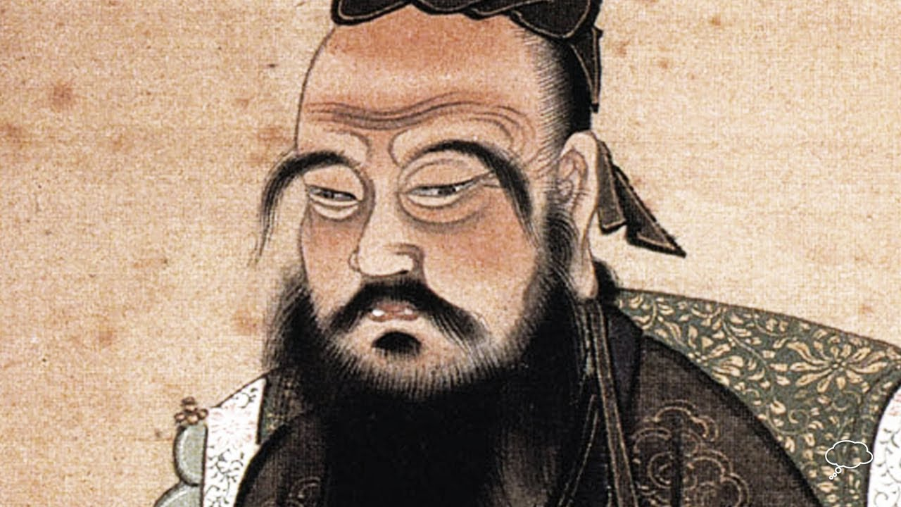 「至聖先師--孔子」- Confucius Biography