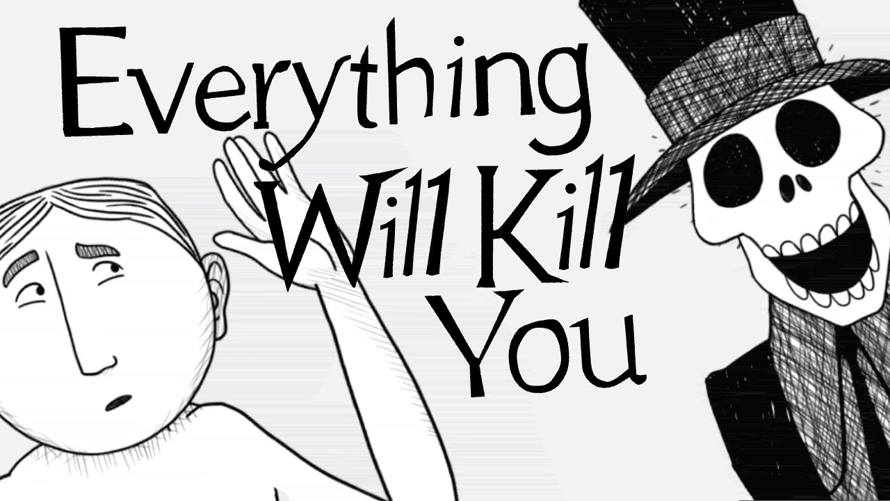 「二十六個英文字母,致命版」- Everything That Will Kill You... From A to Z