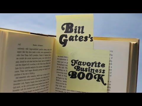 比爾蓋茲和股神巴菲特最愛的一本書