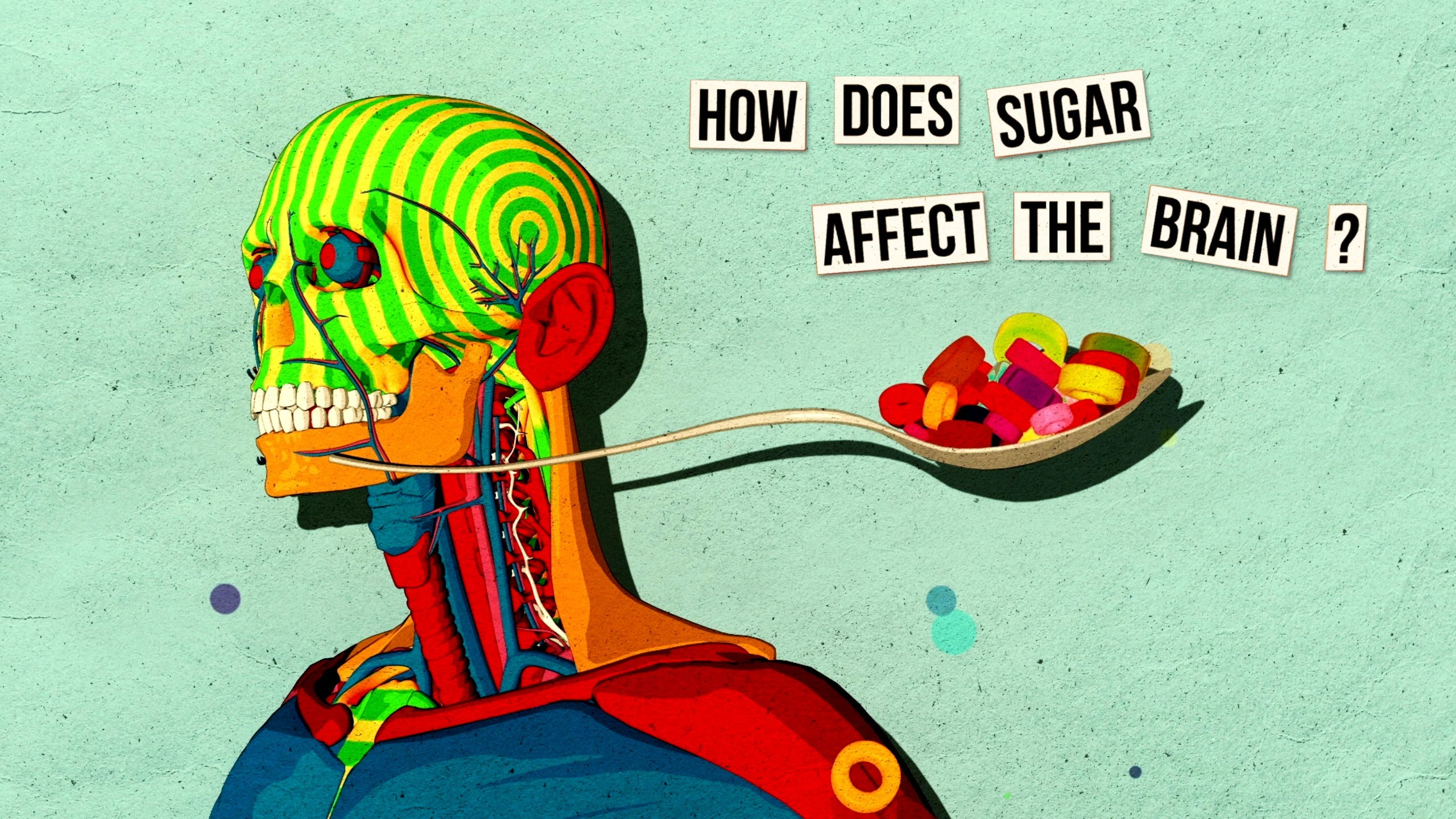 「吃甜食好開心──糖如何影響頭腦?」- How Sugar Affects the Brain