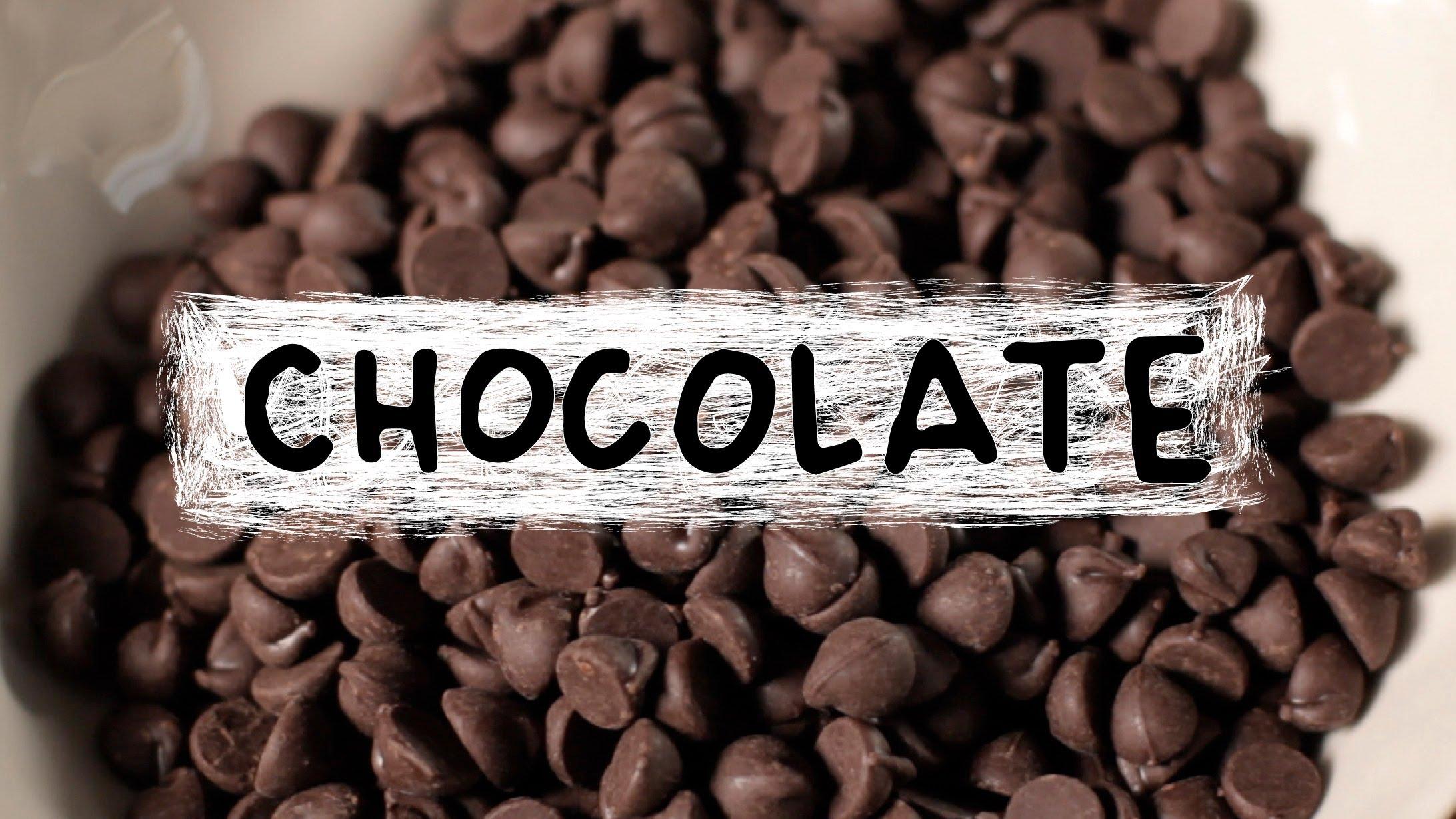 「超威巧克力!」- Chocolate