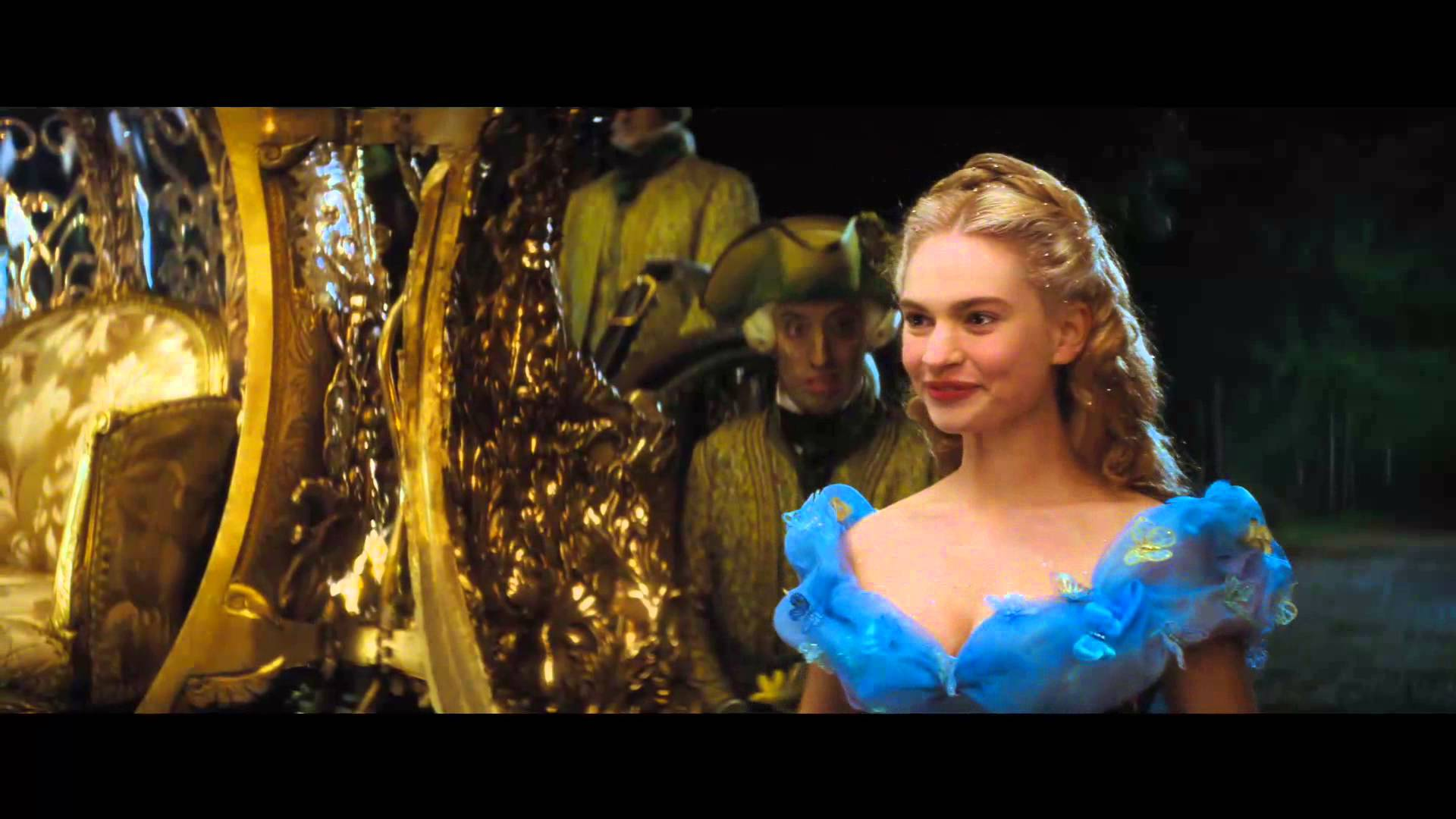 「經典童話重現──仙履奇緣」- Disney's Cinderella Official US Trailer