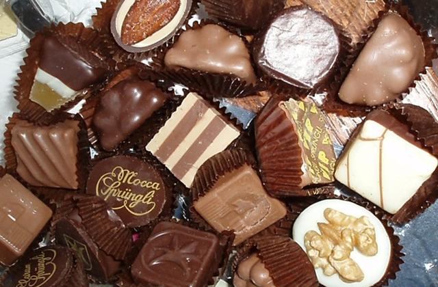 巧克力 英文