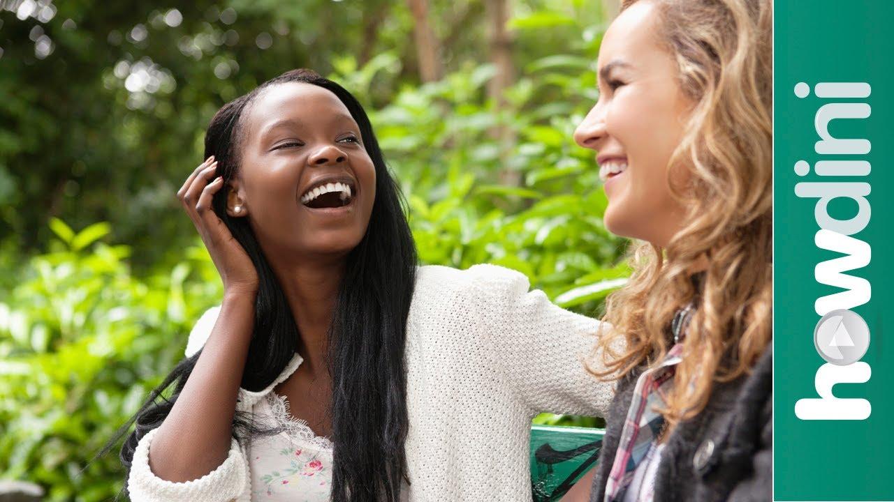 「學會這三招,不怕沒話題好尷尬!」- How to Start a Conversation