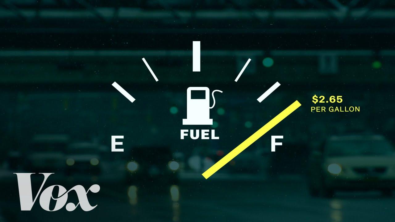 「為什麼油價持續走低?」- Why Gas Prices Are So Low Right Now?