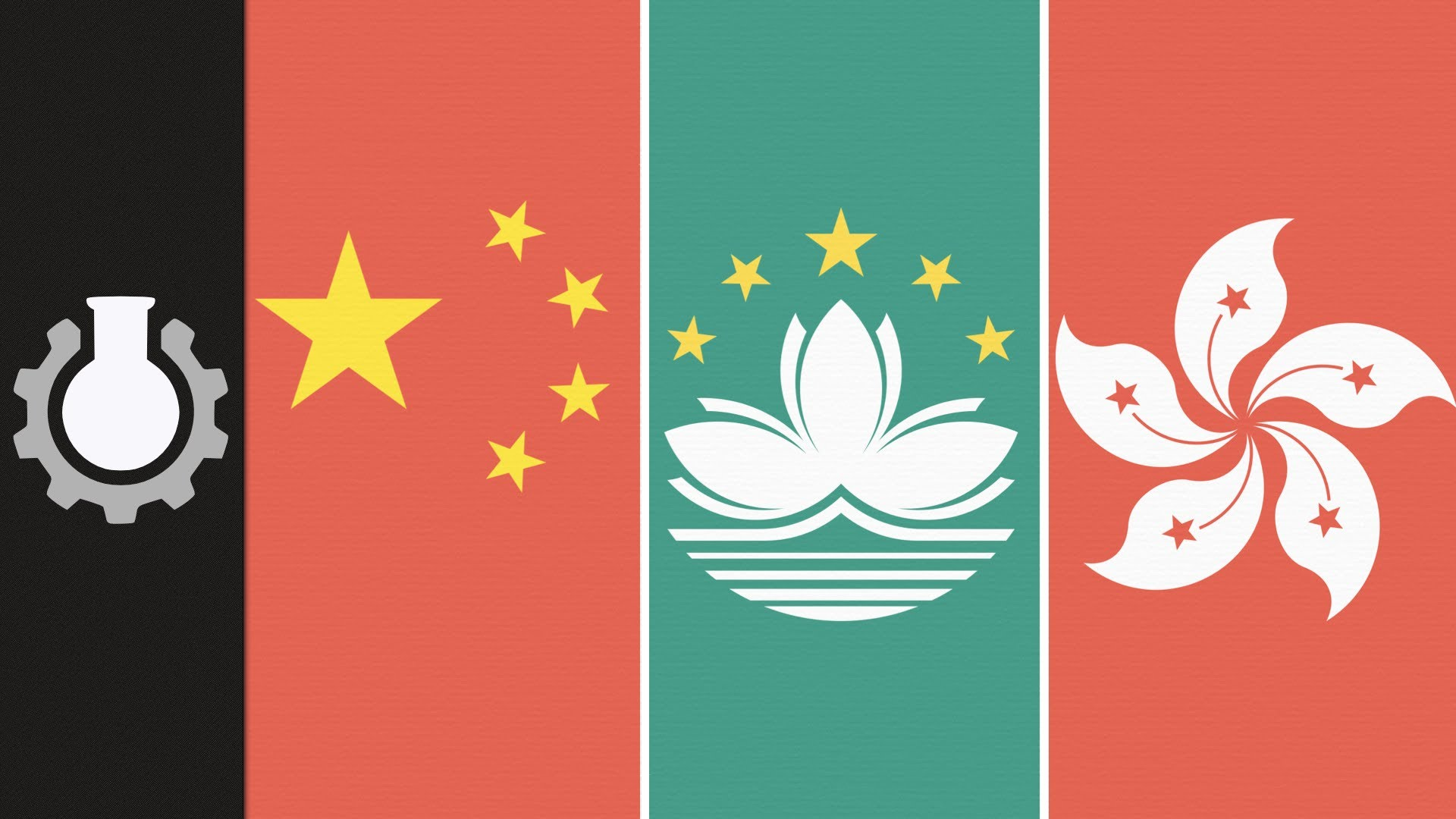 「看港澳,思索台灣未來」- Are Hong Kong & Macau Countries?