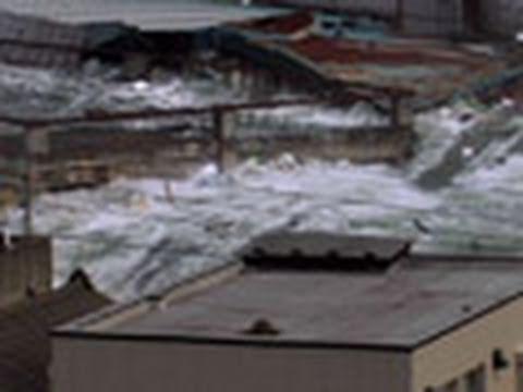 「勿忘 311 海嘯的痛」- Rare Video: Japan Tsunami