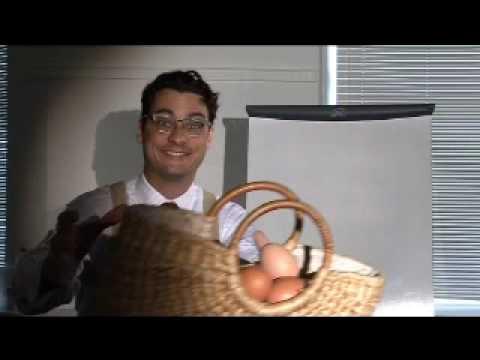 「雞蛋成語輕鬆學!」- Egg Idioms