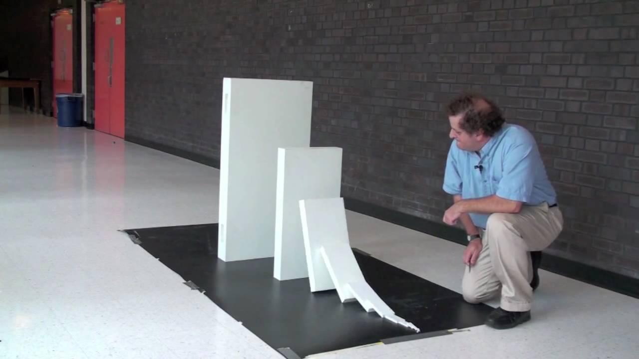 「骨牌效應,小小一張威力無比!」- Domino Chain Reaction