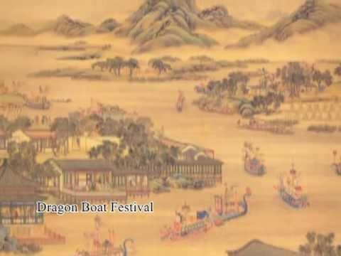 「一分鐘帶你看端午節由來!」- The Dragon Boat Festival
